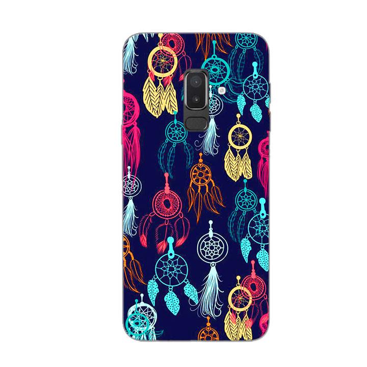 Ốp Lưng Dẻo Cho Điện thoại Samsung Galaxy J8 - Dreamcatcher 08