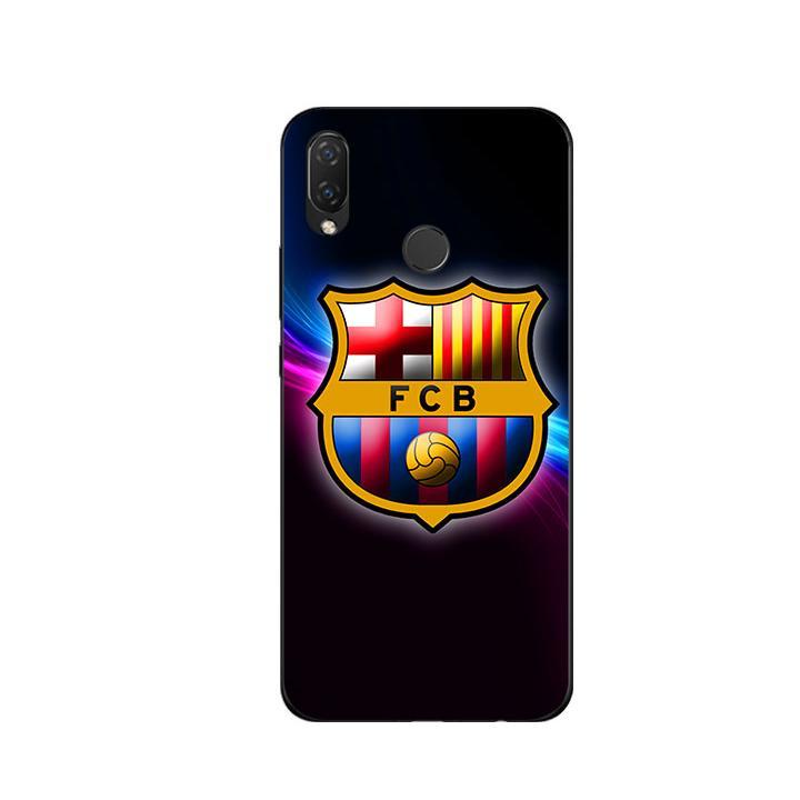 Ốp Lưng Dẻo Cho Điện thoại Huawei Nova 3i - Clb Barcelona