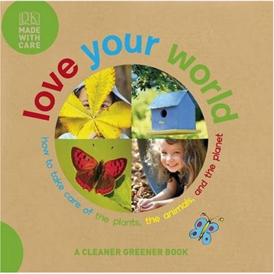 Love Your World - 1317453 , 5548237445966 , 62_5301003 , 1433000 , Love-Your-World-62_5301003 , tiki.vn , Love Your World