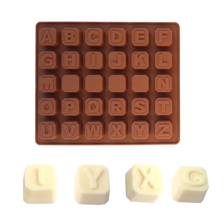 Khuôn silicon làm thạch, rau câu, socola 26 chữ cái nổi - 7399774 , 6900533102803 , 62_15320524 , 69000 , Khuon-silicon-lam-thach-rau-cau-socola-26-chu-cai-noi-62_15320524 , tiki.vn , Khuôn silicon làm thạch, rau câu, socola 26 chữ cái nổi