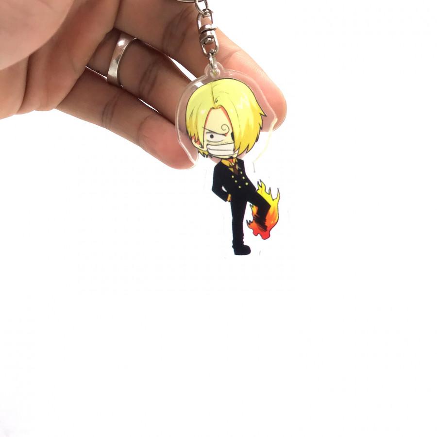 Móc Khóa Sanji One Piece OP08036