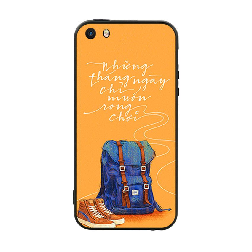 Ốp Lưng Viền TPU Cao Cấp Dành Cho iPhone 5/5s - Tháng ngày rong chơi - 1082754 , 4430279950595 , 62_14793948 , 200000 , Op-Lung-Vien-TPU-Cao-Cap-Danh-Cho-iPhone-5-5s-Thang-ngay-rong-choi-62_14793948 , tiki.vn , Ốp Lưng Viền TPU Cao Cấp Dành Cho iPhone 5/5s - Tháng ngày rong chơi