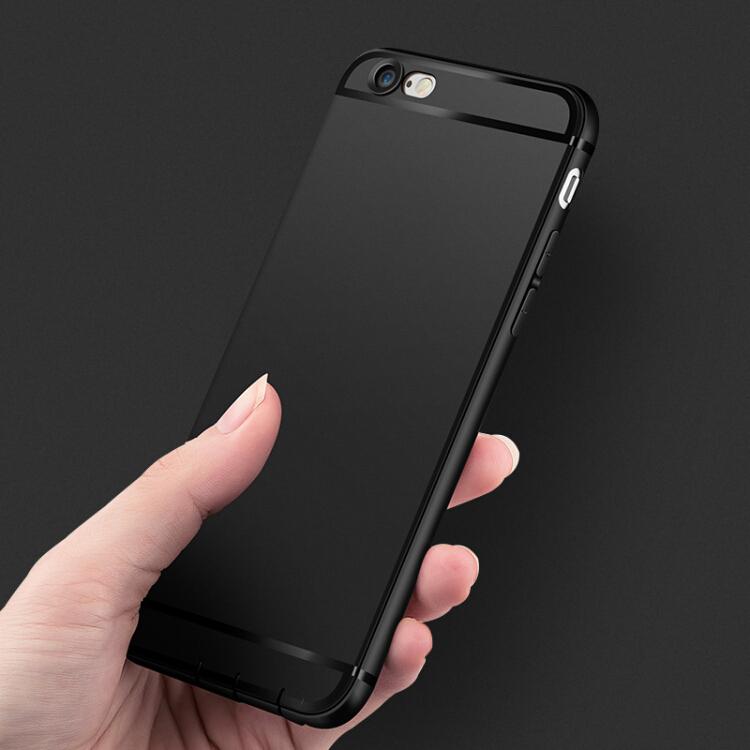 Ốp Lưng Nhựa Dẻo Cho iPhone 6/6S Keklle