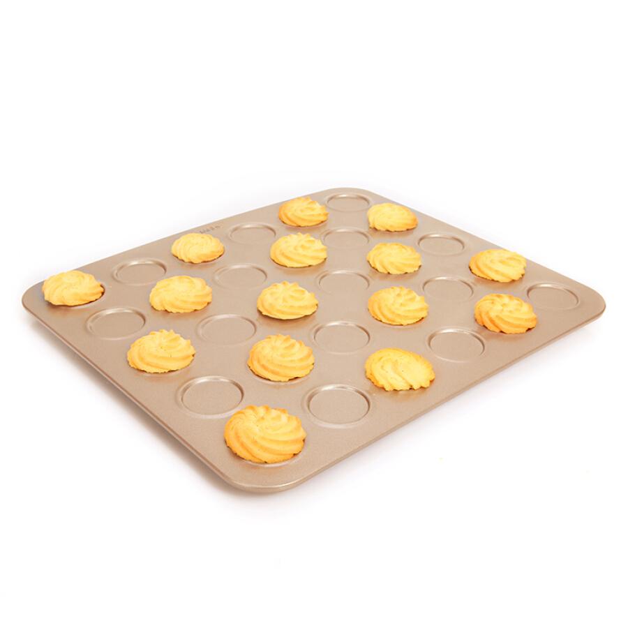 Khay Nướng Bánh Quy Tròn CHEF MADE WK9249 - 1180671 , 6765246337832 , 62_4826495 , 217000 , Khay-Nuong-Banh-Quy-Tron-CHEF-MADE-WK9249-62_4826495 , tiki.vn , Khay Nướng Bánh Quy Tròn CHEF MADE WK9249