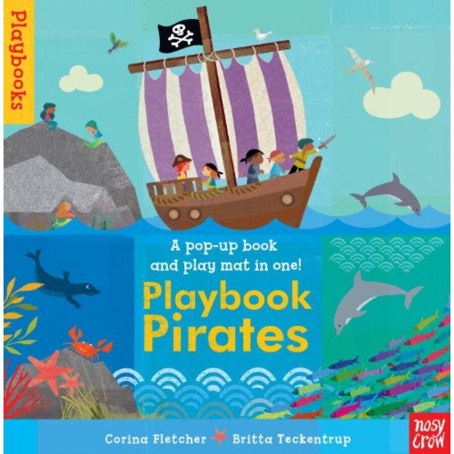 Playbook Pirates - 1235631 , 4855146517297 , 62_5266797 , 457000 , Playbook-Pirates-62_5266797 , tiki.vn , Playbook Pirates