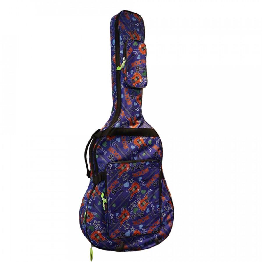 Bao Đàn Guitar 3 Lớp Custom - Navy - 775193 , 2061003721567 , 62_11081044 , 350000 , Bao-Dan-Guitar-3-Lop-Custom-Navy-62_11081044 , tiki.vn , Bao Đàn Guitar 3 Lớp Custom - Navy