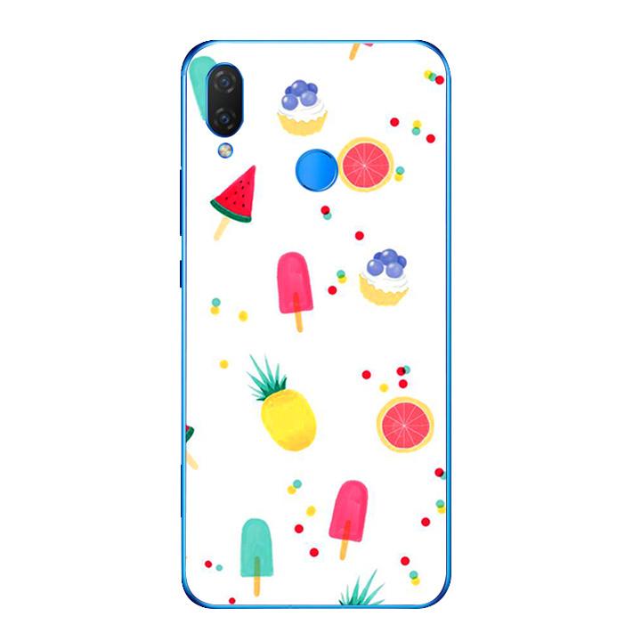 Ốp lưng dẻo cho điện thoại Huawei Y9 2019 - Summer 01