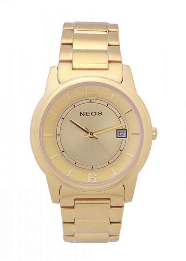 Đồng hồ NEOS N-30855M nam dây thép - 947744 , 9579144179343 , 62_2098549 , 3590000 , Dong-ho-NEOS-N-30855M-nam-day-thep-62_2098549 , tiki.vn , Đồng hồ NEOS N-30855M nam dây thép
