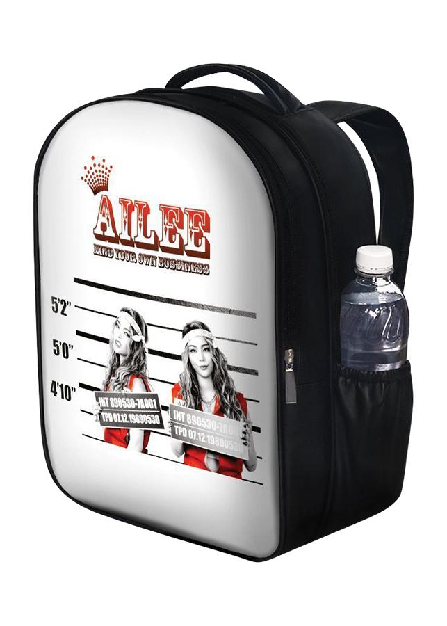 Balo Unisex In Hình Ailee - BLKP428