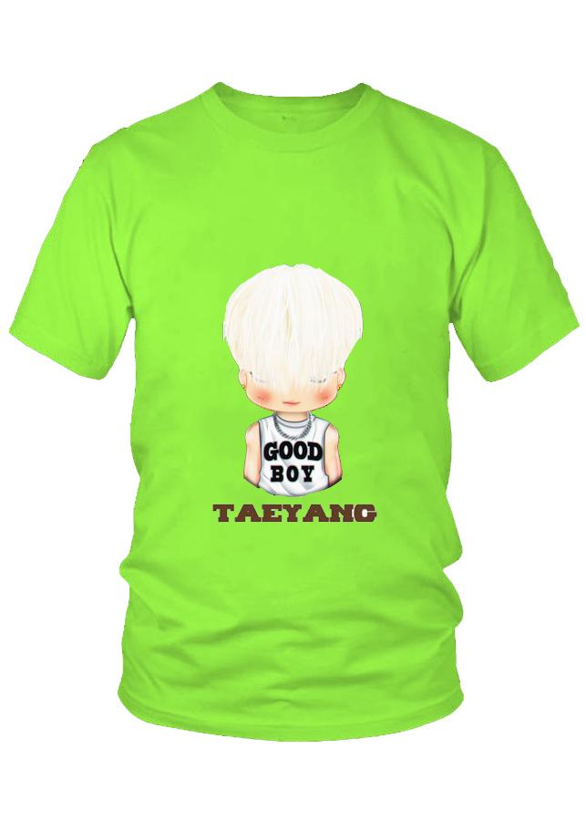 Áo thun nữ thời trang cao cấp Taeyang Chibi nhóm BigBang M6 - 862741 , 4183503974040 , 62_14779473 , 199000 , Ao-thun-nu-thoi-trang-cao-cap-Taeyang-Chibi-nhom-BigBang-M6-62_14779473 , tiki.vn , Áo thun nữ thời trang cao cấp Taeyang Chibi nhóm BigBang M6