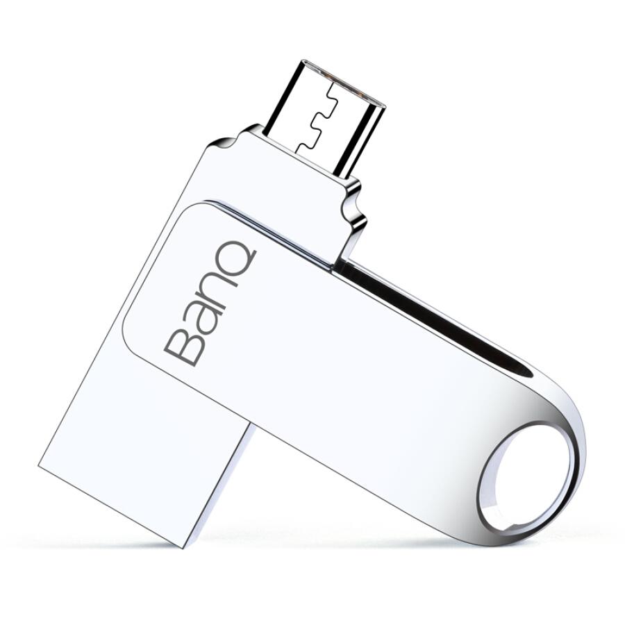 Bộ Nhớ USB Kết Nối Điện Thoại Tốc Độ Cao Banq T60 OTG