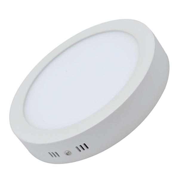 Đèn LED Ốp Trần Suntek 12W (Tròn)- Chất Liệu Kim Loại