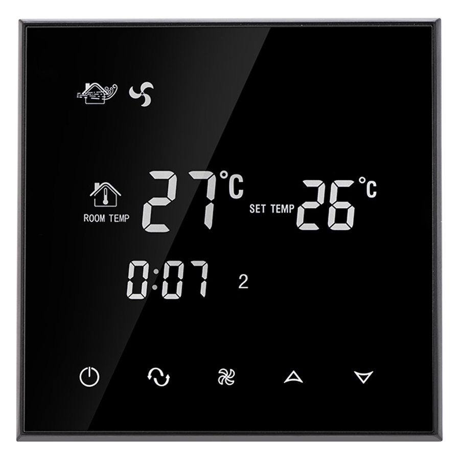 Máy Điều Hòa Nhiệt Độ Với Màn Hình LCD 220-230V - 1736083 , 3843844208730 , 62_12201779 , 1219000 , May-Dieu-Hoa-Nhiet-Do-Voi-Man-Hinh-LCD-220-230V-62_12201779 , tiki.vn , Máy Điều Hòa Nhiệt Độ Với Màn Hình LCD 220-230V