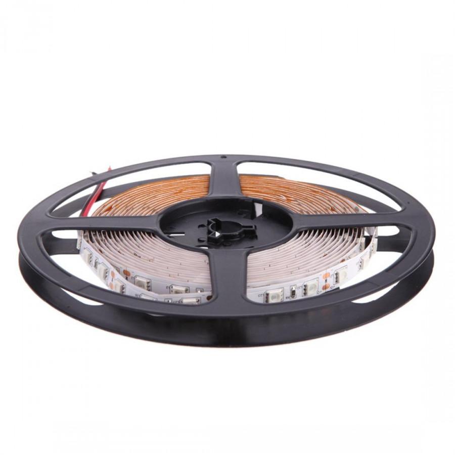5M Led Flexible Strip Light Smd 5050 300 Led Dc 12V 14.4W /M Non-Waterproof Blue Light Strip Reel