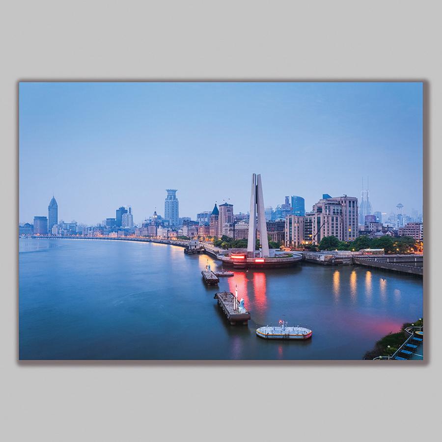 Tranh Trang Trí Phong Cảnh Thành Phố Q29_CT0107