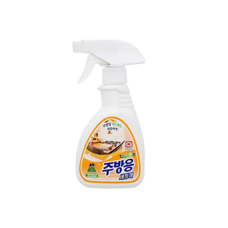 Chai xịt tẩy vệ sinh nhà bếp Sandokkaebi Hàn Quốc 300ml