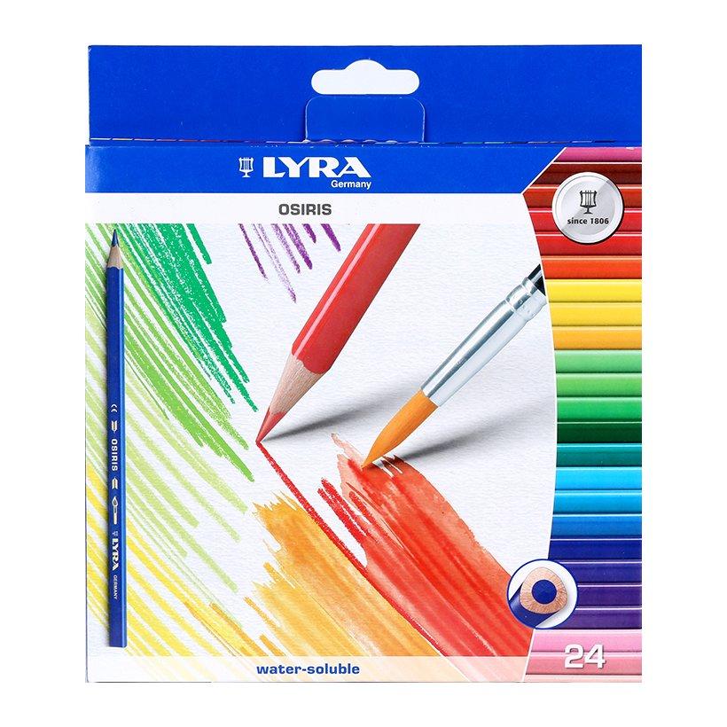 Bút Chì Màu Lyra Osiris (24 Chiếc/Hộp)