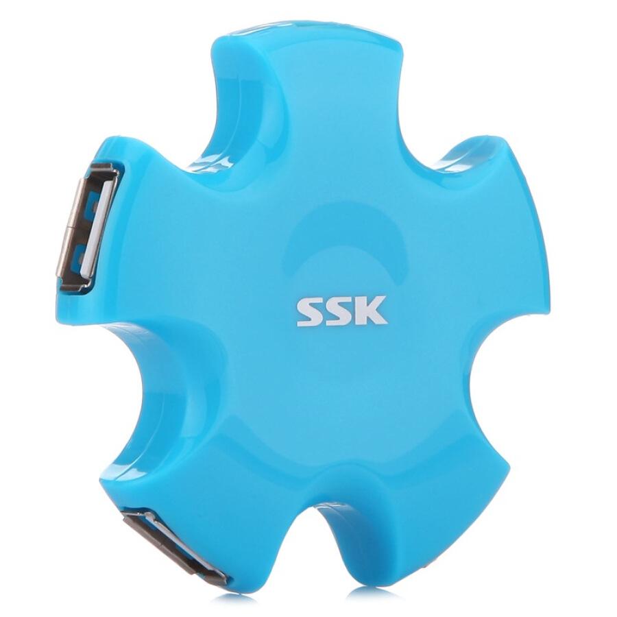 Hub Chia USB 4 Cổng Biao Wang (SSK) SHU024