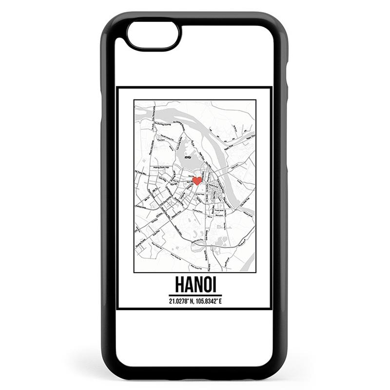 Ốp Lưng Dẻo Dành Cho Iphone 8Plus In Hình Art Print 85