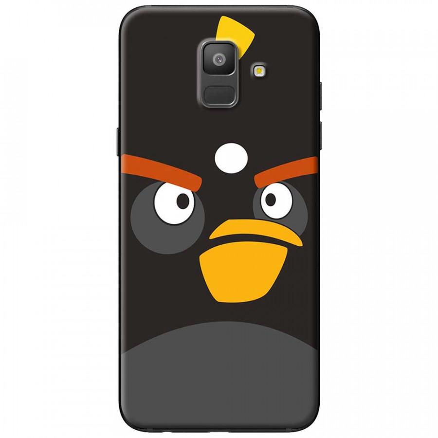 Ốp lưng dành cho Samsung Galaxy A6 (2018) mẫu Mặt Angry bird đen - 9556050 , 9213269968733 , 62_19598089 , 150000 , Op-lung-danh-cho-Samsung-Galaxy-A6-2018-mau-Mat-Angry-bird-den-62_19598089 , tiki.vn , Ốp lưng dành cho Samsung Galaxy A6 (2018) mẫu Mặt Angry bird đen