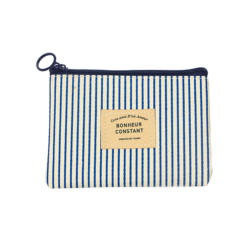 Fashion Canvas Women Mini Wallet Pouch Grid Stripe Storage Bag Card Holder Purse - 16888833 , 4745606580117 , 62_30542781 , 109000 , Fashion-Canvas-Women-Mini-Wallet-Pouch-Grid-Stripe-Storage-Bag-Card-Holder-Purse-62_30542781 , tiki.vn , Fashion Canvas Women Mini Wallet Pouch Grid Stripe Storage Bag Card Holder Purse