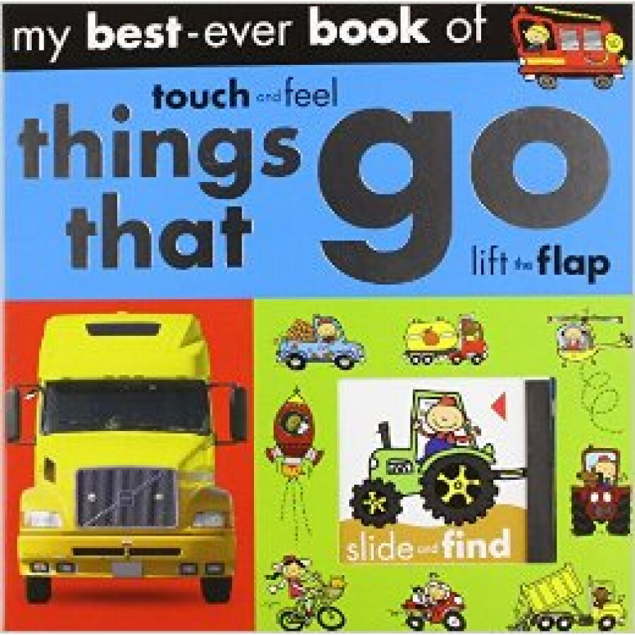 My Best-Ever Book Of Things That Go - 1238597 , 9275652359443 , 62_5272685 , 1685000 , My-Best-Ever-Book-Of-Things-That-Go-62_5272685 , tiki.vn , My Best-Ever Book Of Things That Go
