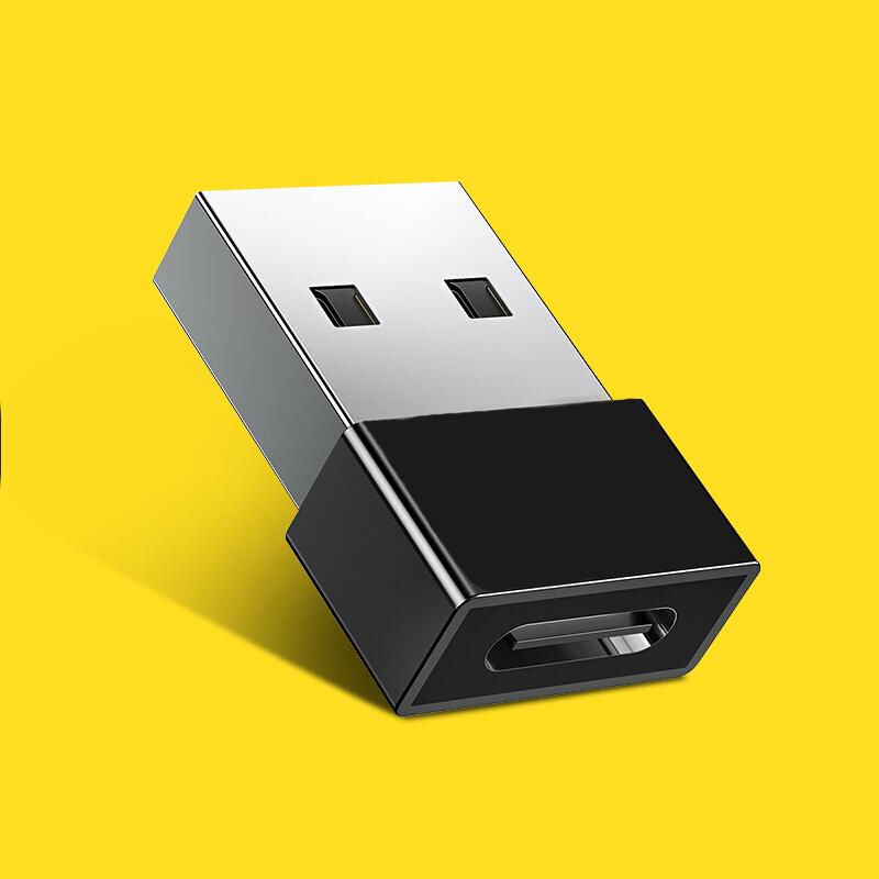 Đầu Chuyển USB Type-C 2.4A Baseus