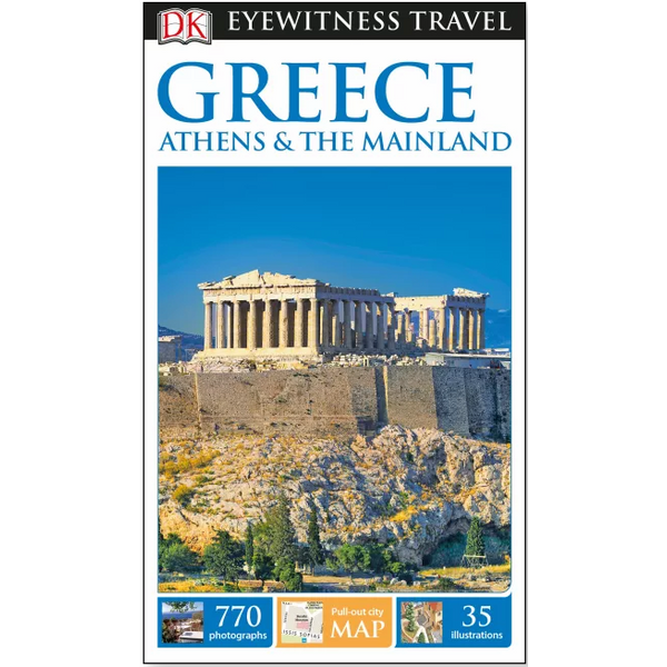 DK Eyewitness Travel Guide Greece, Athens and the Mainland - 961325 , 8521821197691 , 62_2252643 , 528000 , DK-Eyewitness-Travel-Guide-Greece-Athens-and-the-Mainland-62_2252643 , tiki.vn , DK Eyewitness Travel Guide Greece, Athens and the Mainland