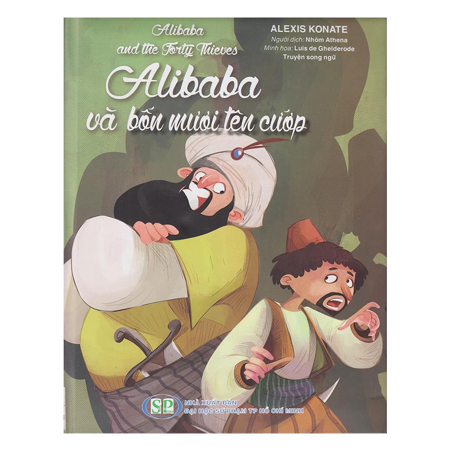 Alibaba Và Bốn Mươi Tên Cướp - 1115214 , 8935945045958 , 62_4106669 , 65000 , Alibaba-Va-Bon-Muoi-Ten-Cuop-62_4106669 , tiki.vn , Alibaba Và Bốn Mươi Tên Cướp