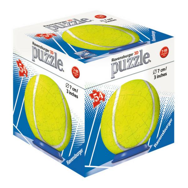 Xếp Hình Puzzle 3D Quả Banh Các Loại Ravensburger RV118687 (54 Mảnh)