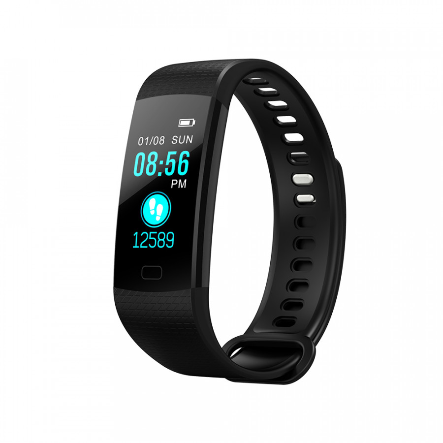 Y5 Outdoor Sports Smart Bracelet Supports Heart Rate And Sleep Monitoring Blood Pressure Counter Ip67 Waterproof