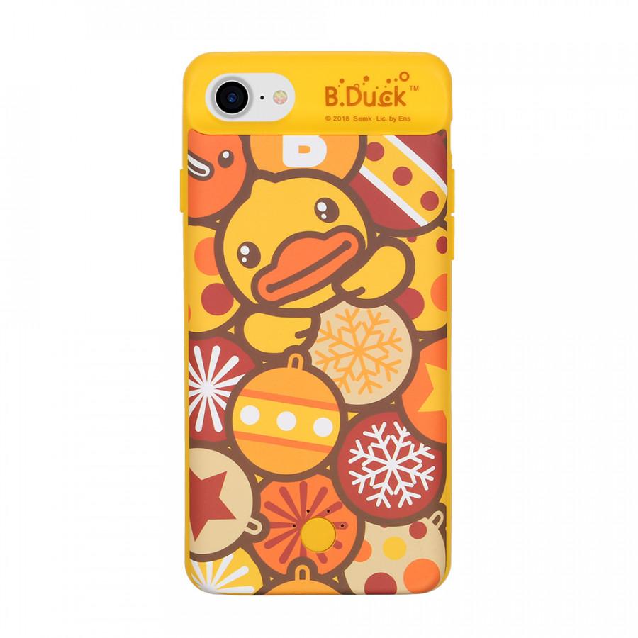 Ốp Lưng Kèm Sạc Dự Phòng Cho iPhone 6/6S7/8 B.Duck K6