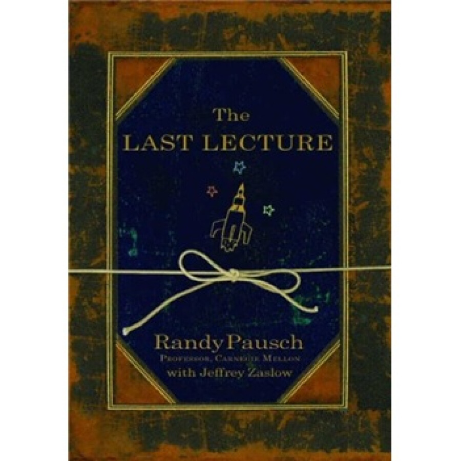 The Last Lecture - 1242626 , 4810284864658 , 62_5286547 , 1605000 , The-Last-Lecture-62_5286547 , tiki.vn , The Last Lecture