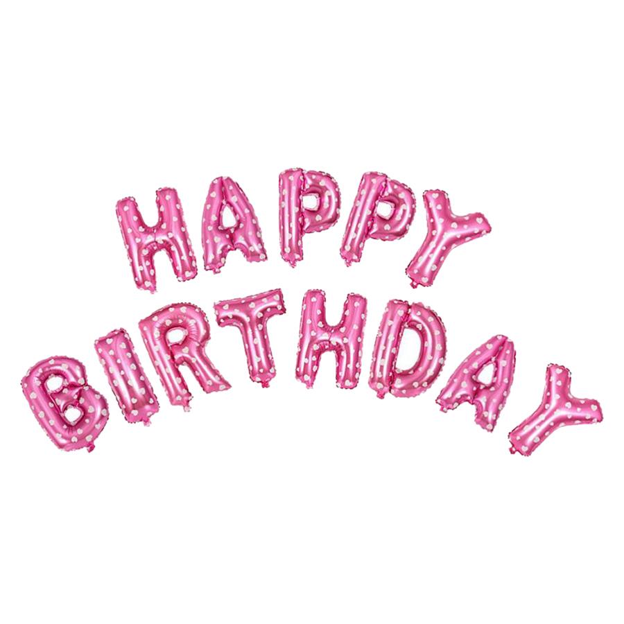Bóng Bay Sinh Nhật Chữ Happy Birthday - 1806127 , 4913385239926 , 62_9861838 , 81000 , Bong-Bay-Sinh-Nhat-Chu-Happy-Birthday-62_9861838 , tiki.vn , Bóng Bay Sinh Nhật Chữ Happy Birthday