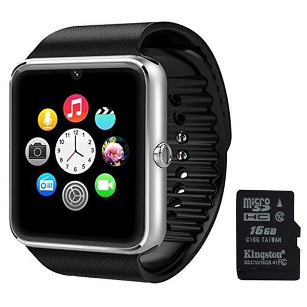 Đồng hồ thông minh SSG08 tặng thẻ nhớ 16Gb - 1924375 , 6649161387038 , 62_14660362 , 500000 , Dong-ho-thong-minh-SSG08-tang-the-nho-16Gb-62_14660362 , tiki.vn , Đồng hồ thông minh SSG08 tặng thẻ nhớ 16Gb