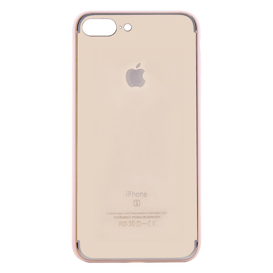 Ốp Lưng Dành Cho iPhone 7 Plus/ 8 Plus Tráng Gương Cao Cấp Chống Va Đập - 910202 , 8774362189018 , 62_4670155 , 150000 , Op-Lung-Danh-Cho-iPhone-7-Plus-8-Plus-Trang-Guong-Cao-Cap-Chong-Va-Dap-62_4670155 , tiki.vn , Ốp Lưng Dành Cho iPhone 7 Plus/ 8 Plus Tráng Gương Cao Cấp Chống Va Đập