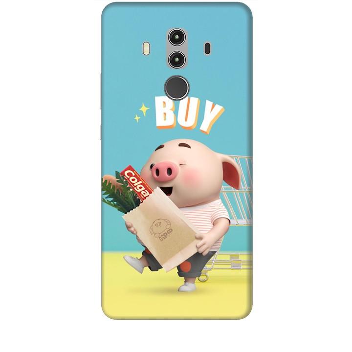 Ốp lưng dành cho điện thoại Huawei MATE 10 PRO Heo Con Mua Sắm