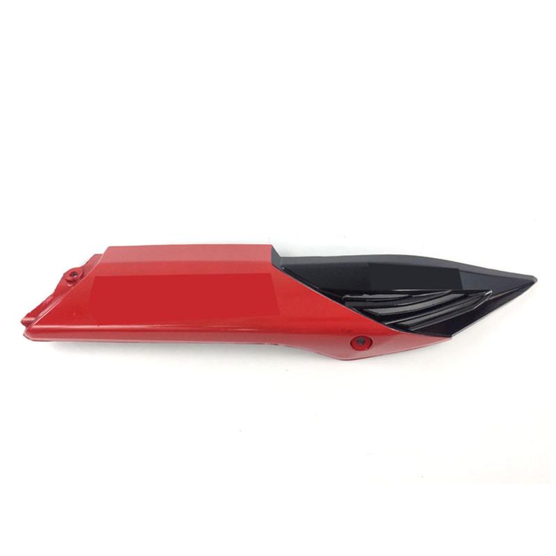 Ốp pô dành cho xe 150  (màu đỏ)