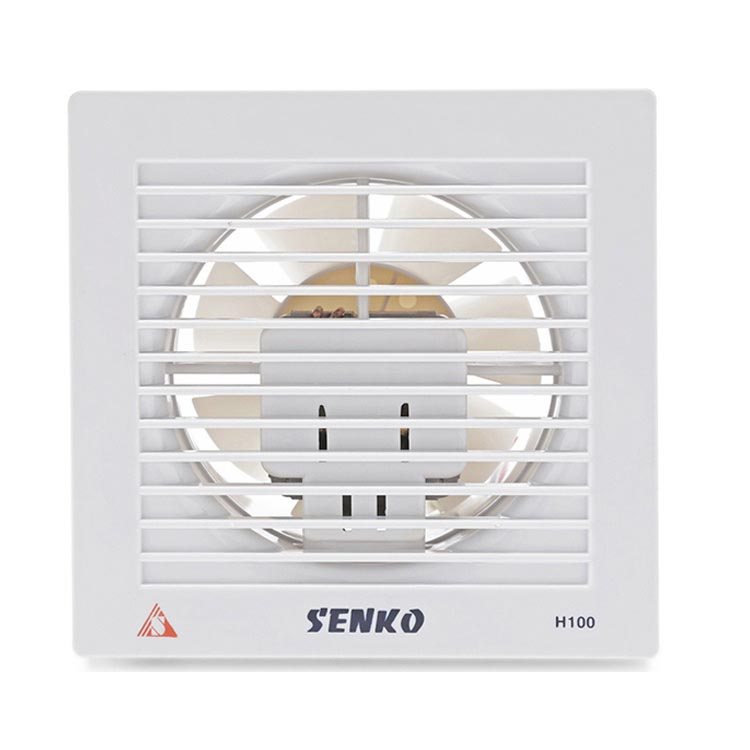 Quạt hút thông gió 1 chiều âm tường cao cấp Senko H100 - 25W (Hàng Chính Hãng) - 4649653 , 1266006306921 , 62_11425657 , 310000 , Quat-hut-thong-gio-1-chieu-am-tuong-cao-cap-Senko-H100-25W-Hang-Chinh-Hang-62_11425657 , tiki.vn , Quạt hút thông gió 1 chiều âm tường cao cấp Senko H100 - 25W (Hàng Chính Hãng)