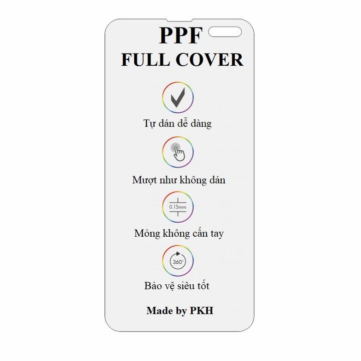 Dán dẻo PPF Cho Samsung S10 5G mặt trước - 1905276 , 2413308892914 , 62_14606486 , 160000 , Dan-deo-PPF-Cho-Samsung-S10-5G-mat-truoc-62_14606486 , tiki.vn , Dán dẻo PPF Cho Samsung S10 5G mặt trước