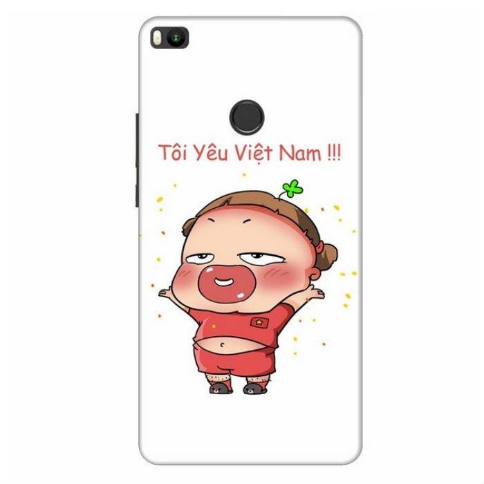 Ốp Lưng Dành Cho Xiaomi Mi Max 2 Quynh Aka 1