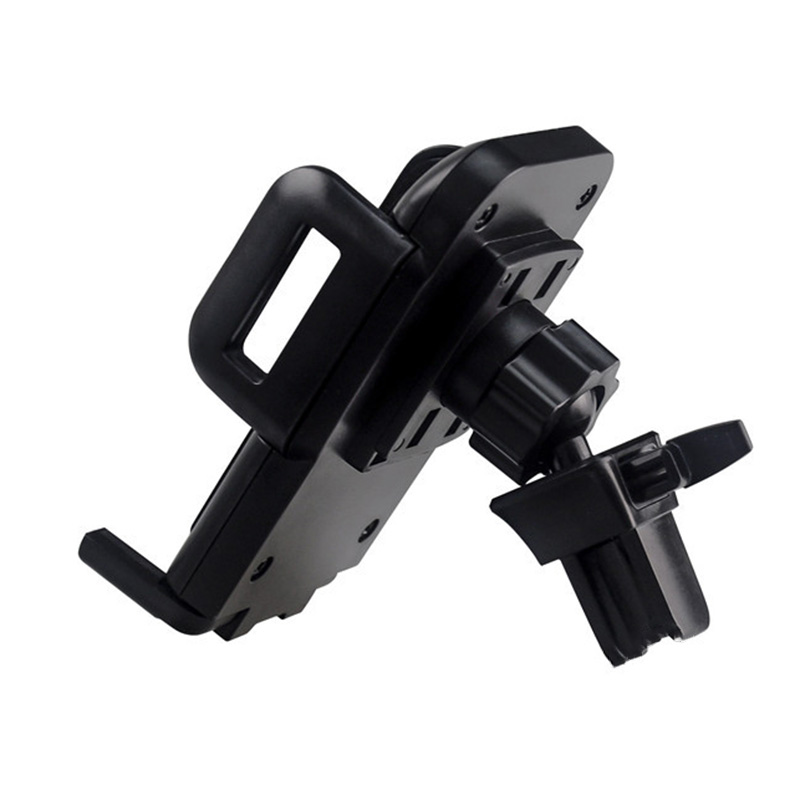 Universal 360° Rotating Air Vent Car Mount Vehicle Cellphone Mobile Holder Stand