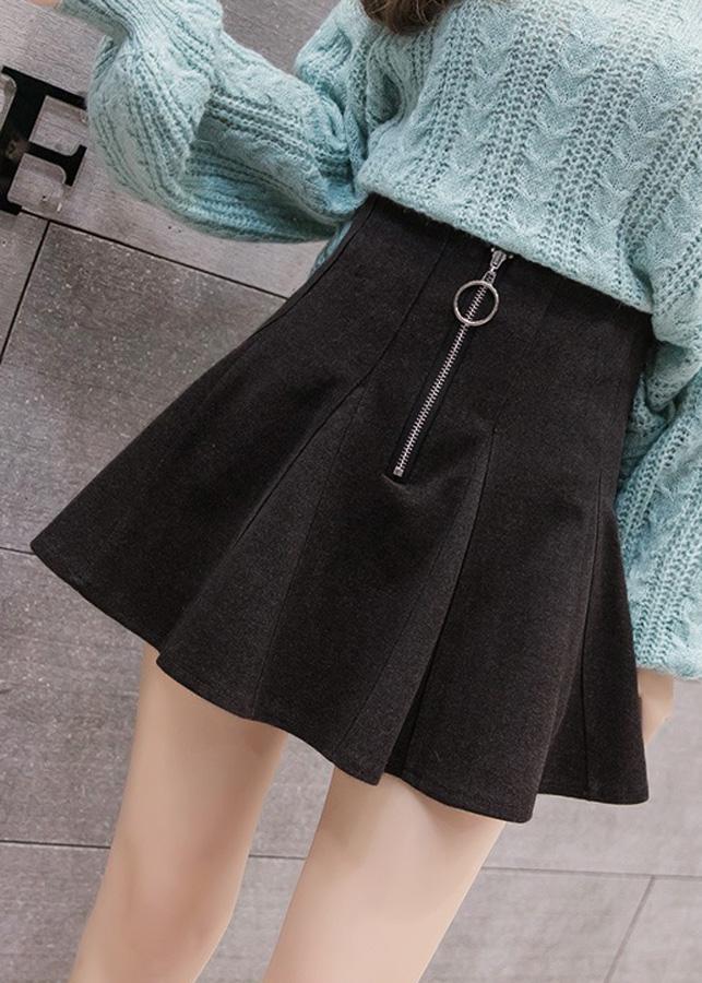 Chân Váy Nữ Ngắn Mini Hàn Quốc 537