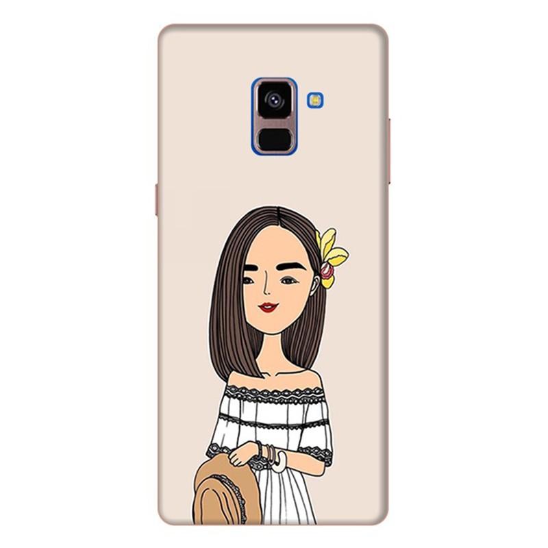Ốp Lưng Dành Cho Samsung Galaxy A8 Plus - Mẫu 168