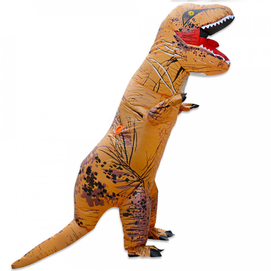 Inflatable Costume Dinosaur Blow Up Costume Suit for Halloween Cosplay Fancy Dress - 1522057 , 3415897884980 , 62_15206626 , 1515000 , Inflatable-Costume-Dinosaur-Blow-Up-Costume-Suit-for-Halloween-Cosplay-Fancy-Dress-62_15206626 , tiki.vn , Inflatable Costume Dinosaur Blow Up Costume Suit for Halloween Cosplay Fancy Dress