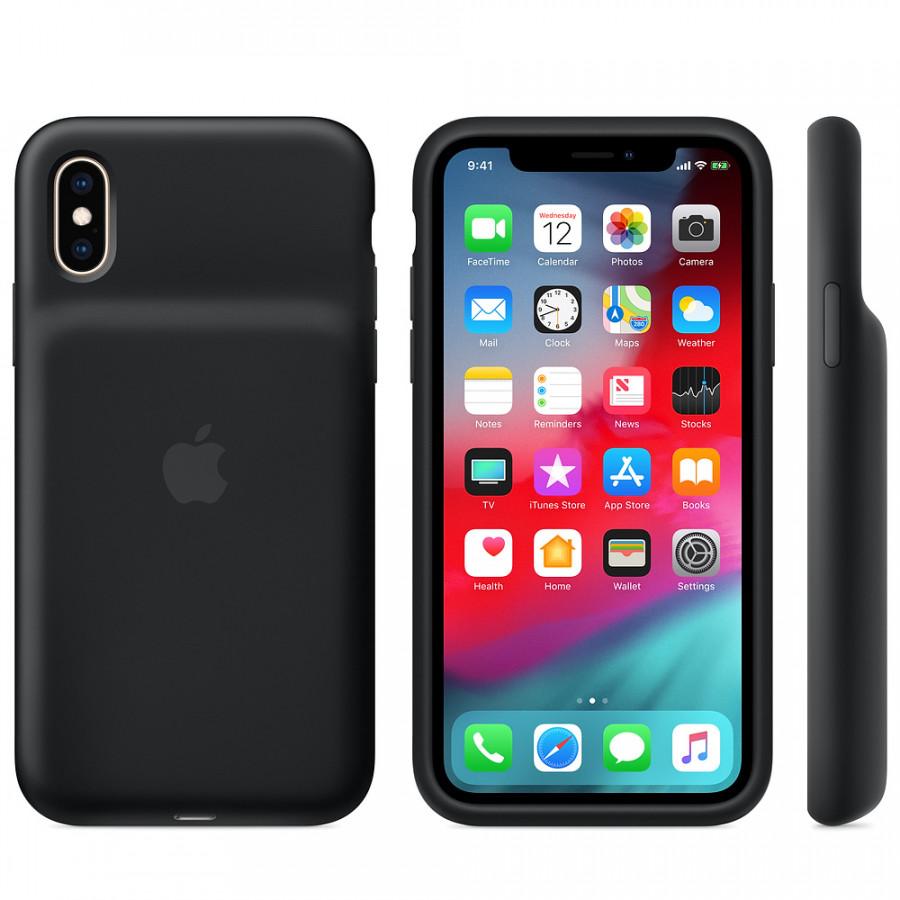 Ốp Lưng Tích Hợp Pin Sạc Dự Phòng Apple Smart Battery Case Cho iPhone XS / XS Max / XR - Nhập Khẩu Chính Hãng - 7160836 , 4109516696885 , 62_10649893 , 3990000 , Op-Lung-Tich-Hop-Pin-Sac-Du-Phong-Apple-Smart-Battery-Case-Cho-iPhone-XS--XS-Max--XR-Nhap-Khau-Chinh-Hang-62_10649893 , tiki.vn , Ốp Lưng Tích Hợp Pin Sạc Dự Phòng Apple Smart Battery Case Cho iPhone XS /