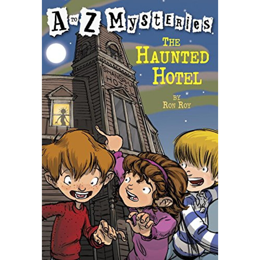 The Haunted Hotel - 1229182 , 5816031187901 , 62_5246169 , 97000 , The-Haunted-Hotel-62_5246169 , tiki.vn , The Haunted Hotel