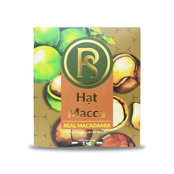 Hạt Macca Úc Real Food Store (1000gr) - 1059617 , 5390492469320 , 62_3548053 , 432000 , Hat-Macca-Uc-Real-Food-Store-1000gr-62_3548053 , tiki.vn , Hạt Macca Úc Real Food Store (1000gr)