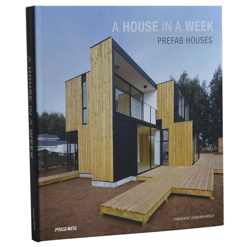 A house in a week - Prefab houses