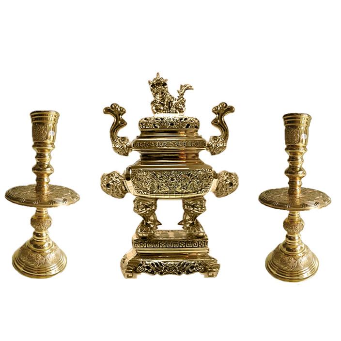 Bộ tam sự vuông 3 món lư hương đỉnh đồng đồ thờ phụng Tâm Thành Phát - 1162346 , 6573830648420 , 62_7458295 , 4500000 , Bo-tam-su-vuong-3-mon-lu-huong-dinh-dong-do-tho-phung-Tam-Thanh-Phat-62_7458295 , tiki.vn , Bộ tam sự vuông 3 món lư hương đỉnh đồng đồ thờ phụng Tâm Thành Phát